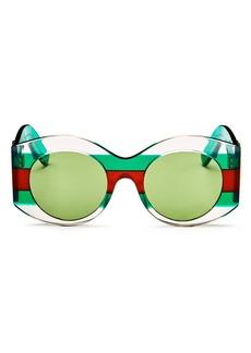 Gucci Women's Oversized Round Sunglasses, 51mm