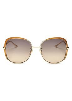 Gucci Women's Oversized Square Sunglasses, 58mm