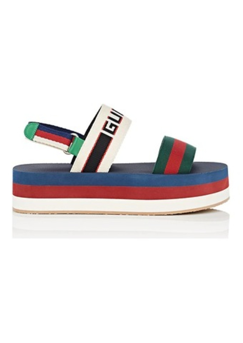 dc23c68b1a48 Gucci Gucci Women s Platform Sandals