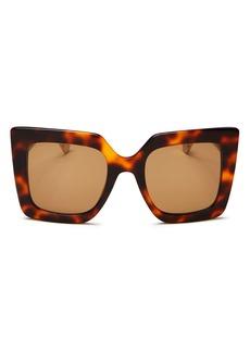 Gucci Women's Square Sunglasses, 51mm