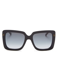 Gucci Women's Square Sunglasses, 53mm