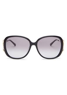 Gucci Women's Square Sunglasses, 58mm