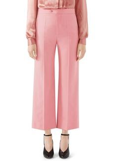 Gucci Wool Crop Pants