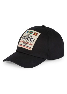 Gucci Worldwide Baseball Cap