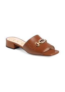 Gucci Zumi Slide Sandal (Women)
