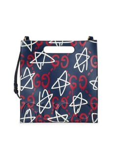 GucciGhost leather tote