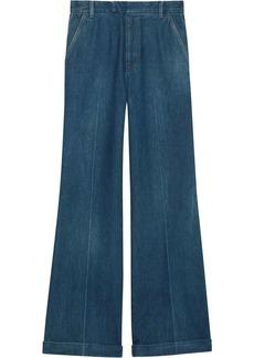 Gucci high-waist jeans