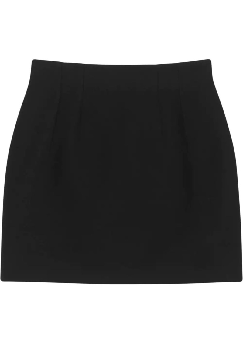 Gucci high-waisted mini skirt