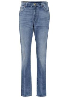 Gucci High-rise straight jeans