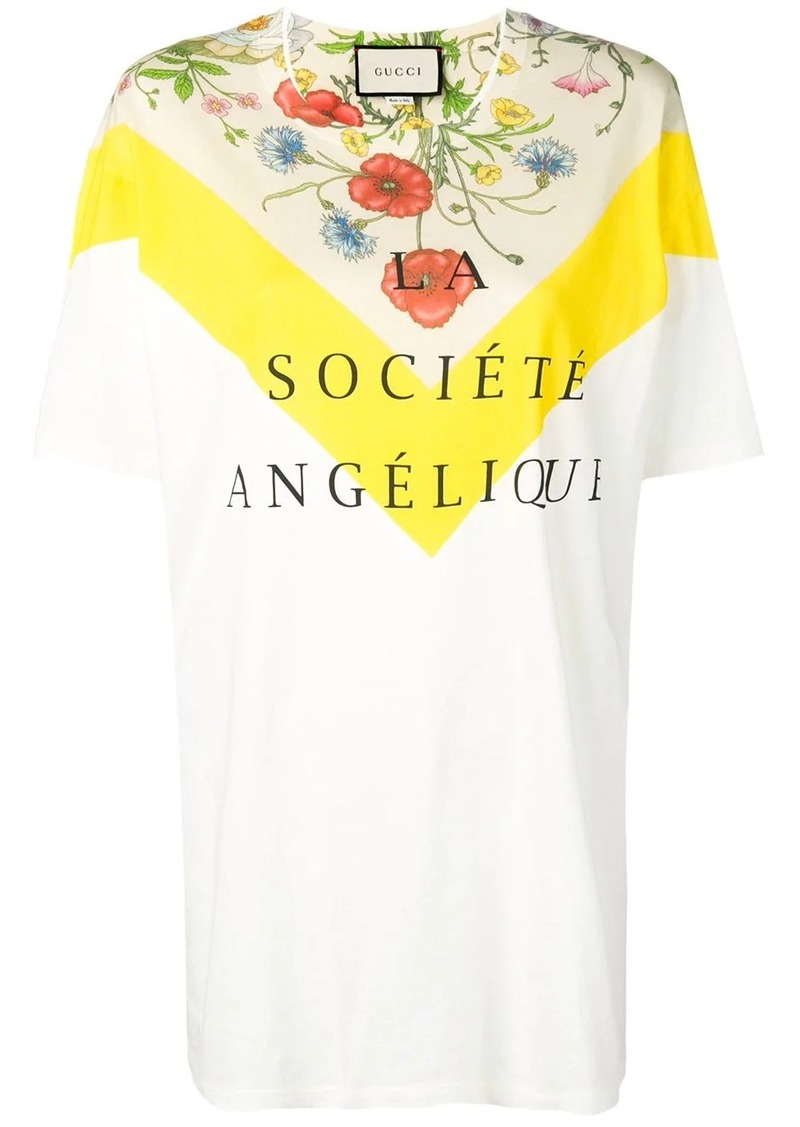 Gucci La Société Angelique T-shirt
