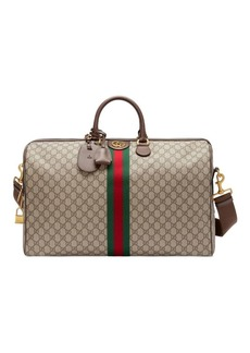 Gucci Large Ophidia GG Carry-On Duffle