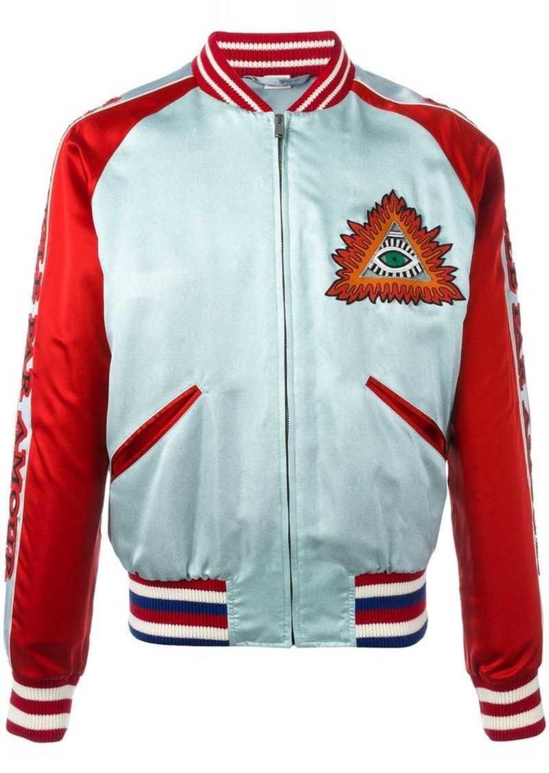 b7b43758a Gucci L'Aveugle Par Amour bomber jacket   Outerwear
