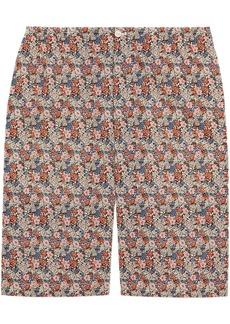 Gucci Liberty floral-print shorts