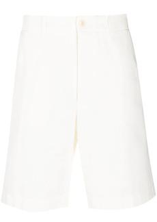 Gucci logo patch bermuda shorts