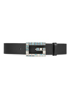 Gucci Madelyn Belt with G Buckle