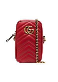 Gucci Marmont crossbody phone bag