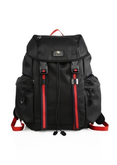 Gucci Medium Canvas Backpack