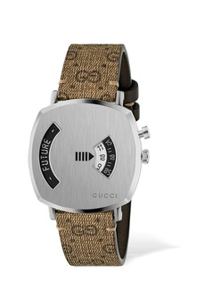 Gucci Minute & Roulette Grip Watch