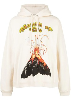 Gucci Mount of Fine printed hoodie