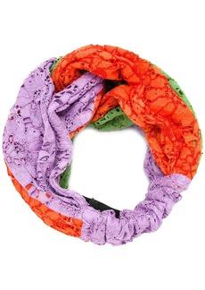 Gucci multi-tonal floral hairband
