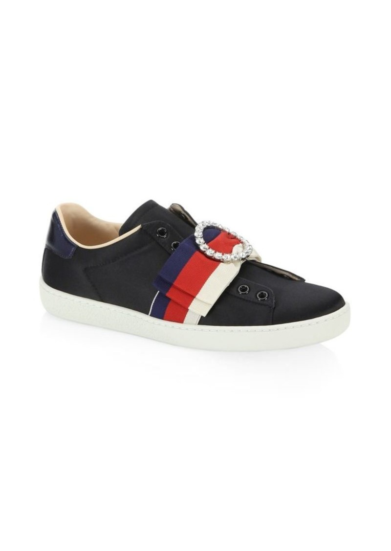 JPKuDsDvbh New Ace Satin Sneaker p65kS53b