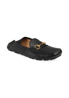 Gucci Noel Moccasin Drivers