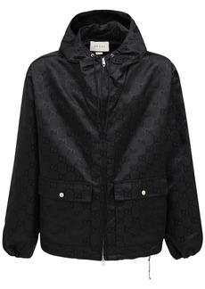 Gucci Off The Grid Zip-up Tech Jacket