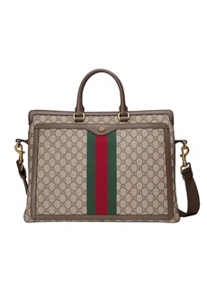 Gucci Ophidia GG briefcase
