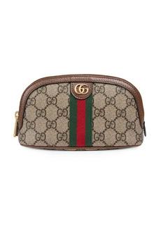 Gucci Ophidia GG makeup bag