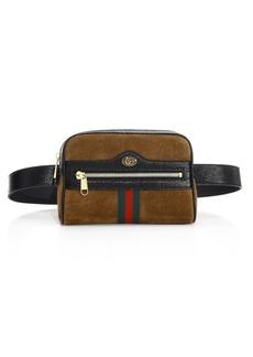 Gucci Ophidia Small Seude Belt Bag
