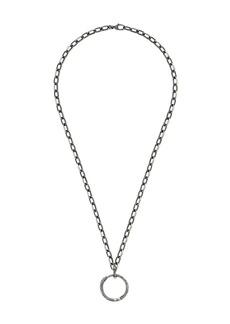 Gucci Ouroboros pendant necklace