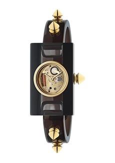 Gucci Plexiglas Watch