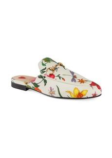 282a8c8e6 Gucci Gucci GG Marmont Peep Toe Kiltie Mule (Women) | Shoes