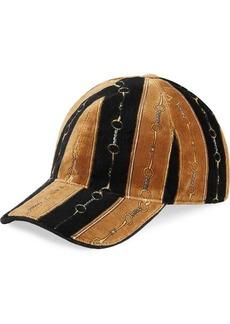 Gucci Printed chenille hat
