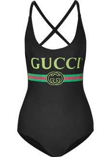 Gucci Printed Swimsuit