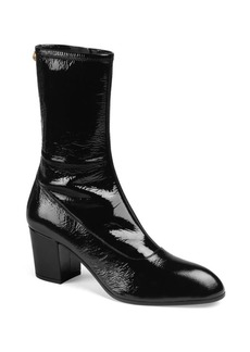 Gucci Printyl Heel Boot