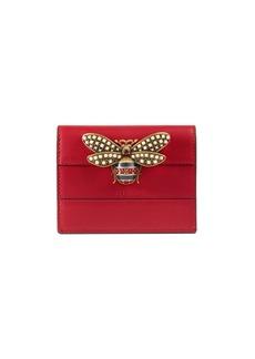 Gucci Queen Margaret Card Case