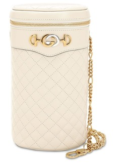 Gucci Quilted Leather Belt Bag