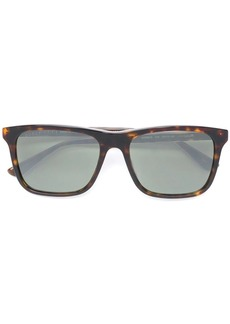 Gucci rectangle frame sunglasses