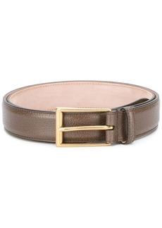 Gucci rectangular buckle belt