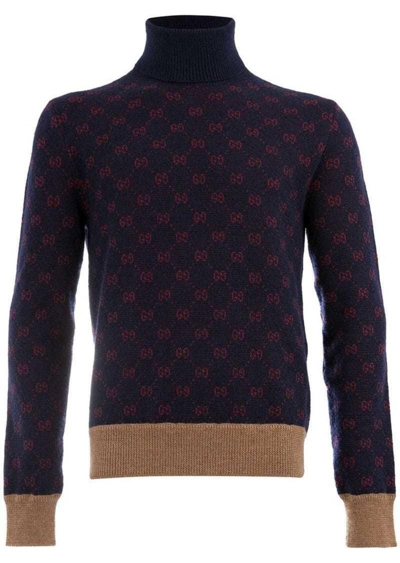 a02b3fc3 Gucci roll neck sweater   Sweaters