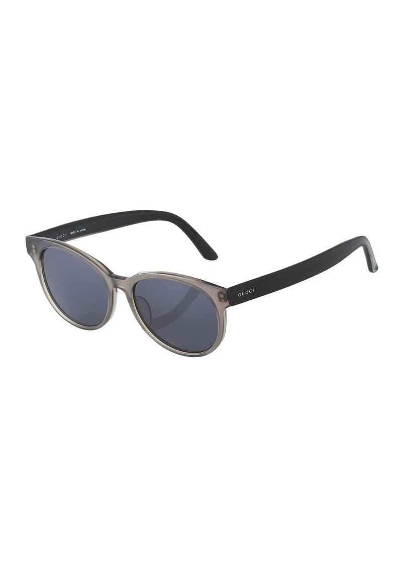 58909a3068 Gucci Round Plastic Sunglasses
