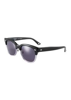 Gucci Round Plastic Sunglasses