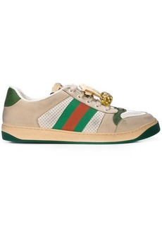 Gucci Screener sneakers with embellishment