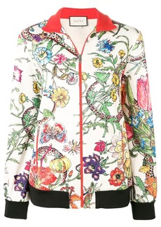 Gucci sicilian bomber jacket