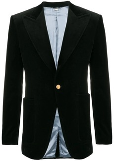 Gucci single breasted blazer