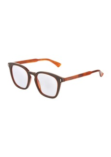 Gucci Square Acetate Optical Glasses
