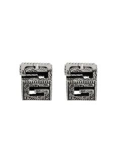 Gucci Square G cufflinks