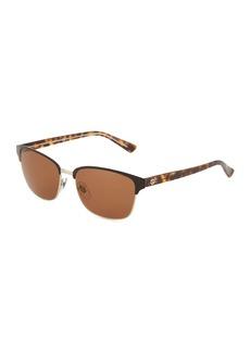 Gucci Square Metal Sunglasses
