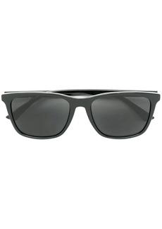 Gucci square polarised sunglasses